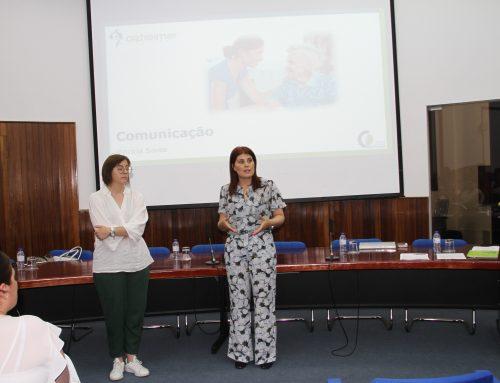 """Workshop: """"Comunicação com a Pessoa com Demência"""""""