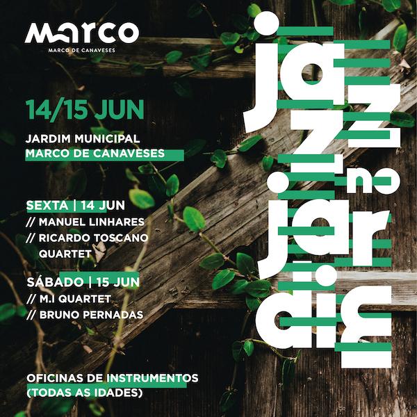 Jazz no Jardim Marco de Canaveses Rios de Emoção