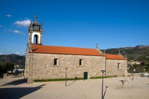 Igreja de S. Martinho de Soalhães