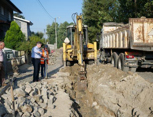 Câmara vai investir mais 340 mil euros em pavimentações