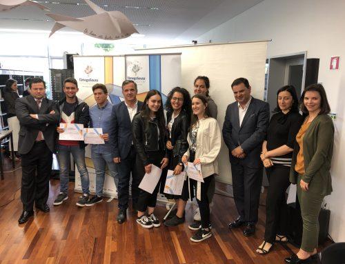Projeto da EPAMAC em 3.º lugar no Concurso Ideias Intermunicipal