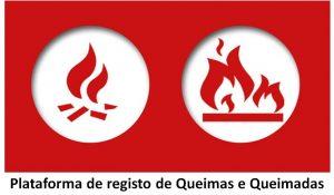 Plataforma de Registo de Queimas e Queimadas
