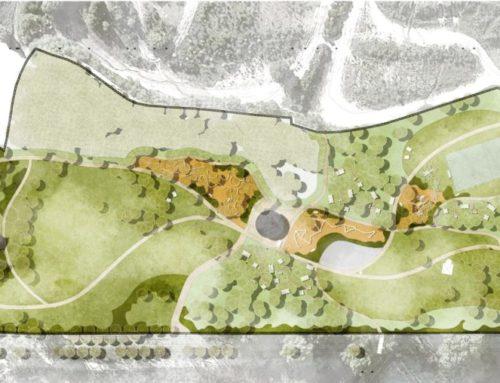 A Reabilitação e Remodelação do Parque de Montedeiras já recomeçou