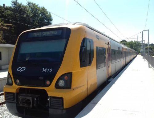 Quase 30 comboios diários entre Marco e Porto com a chegada do serviço elétrico