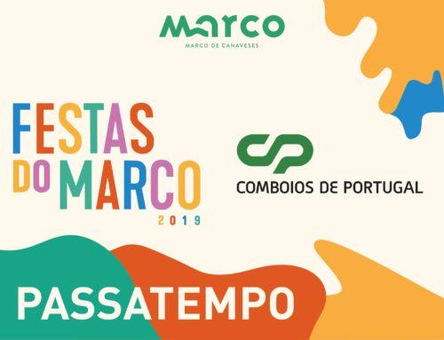Passatempo Festas do Marco