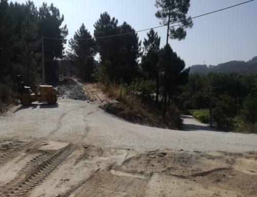 Obras de Proximidade nas freguesias do Marco e Tabuado