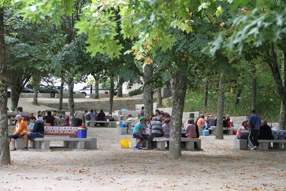 Parque de merendas do Castelinho