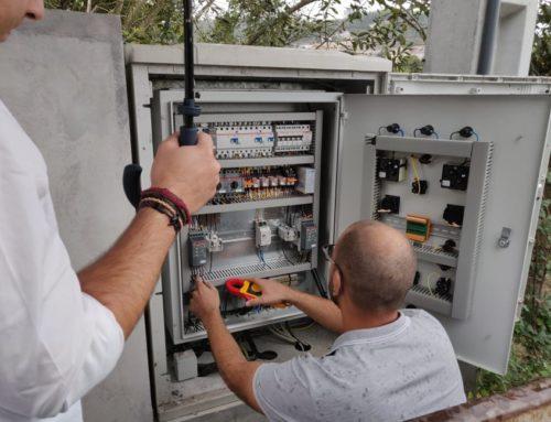 Entrou em funcionamento nova estação elevatória de águas residuais na freguesia de Bem Viver