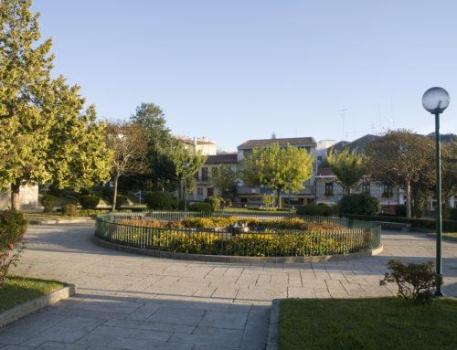 293 mil euros para a Requalificação do Jardim Municipal