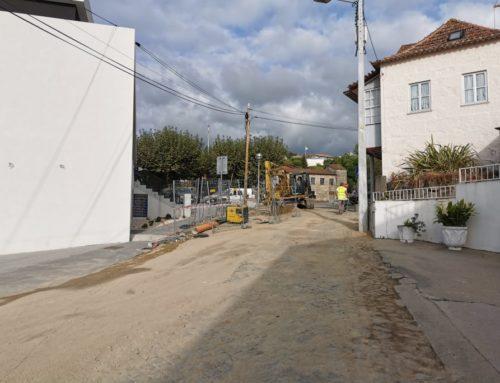 Câmara requalifica rua Manuel Carneiro Geraldes em Bem Viver