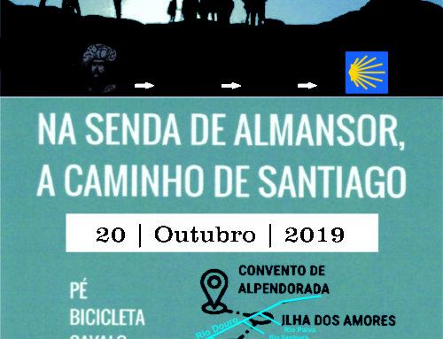 Município associa-se à iniciativaNa Senda de Almansor, a caminho de Santiago