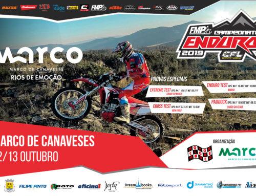 Campeonato Nacional de Enduro 2019 decide-se no Marco de Canaveses