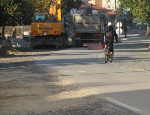 AVISO À POPULAÇÃO – Condicionamentos de trânsito na Avenida Eng.º Adelino Amaro da Costa