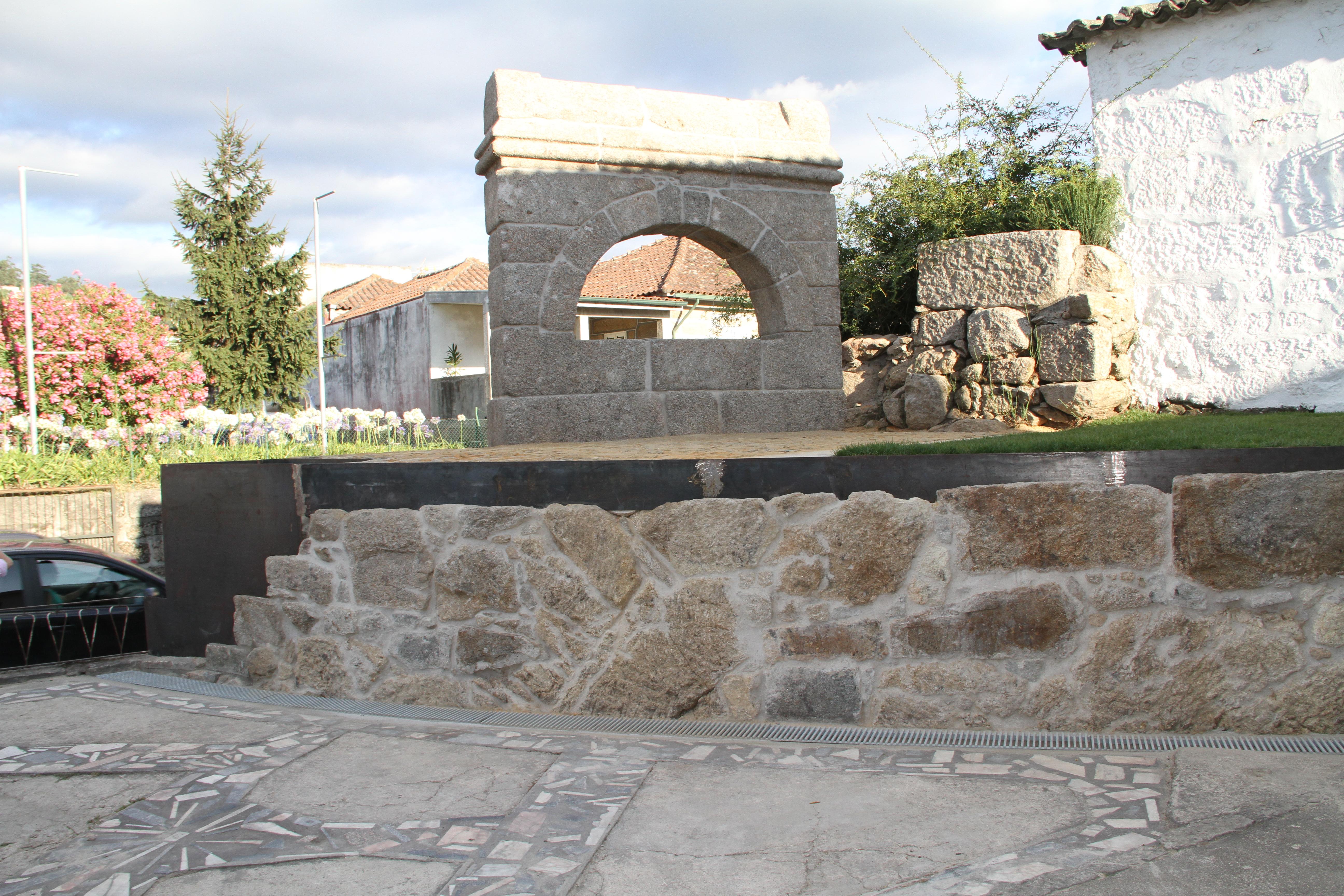 Memorial de Alpendorada