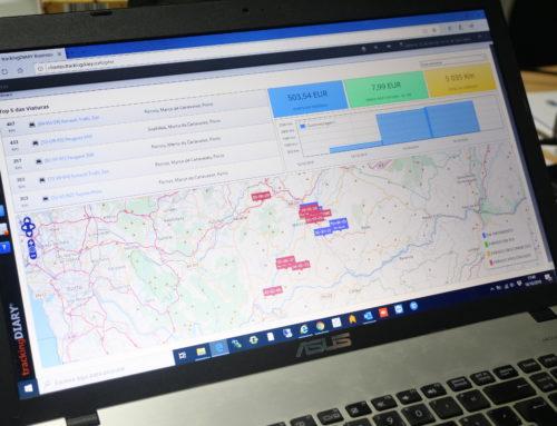 Câmara investe 30 mil euros em sistema monitorização das viaturas municipais