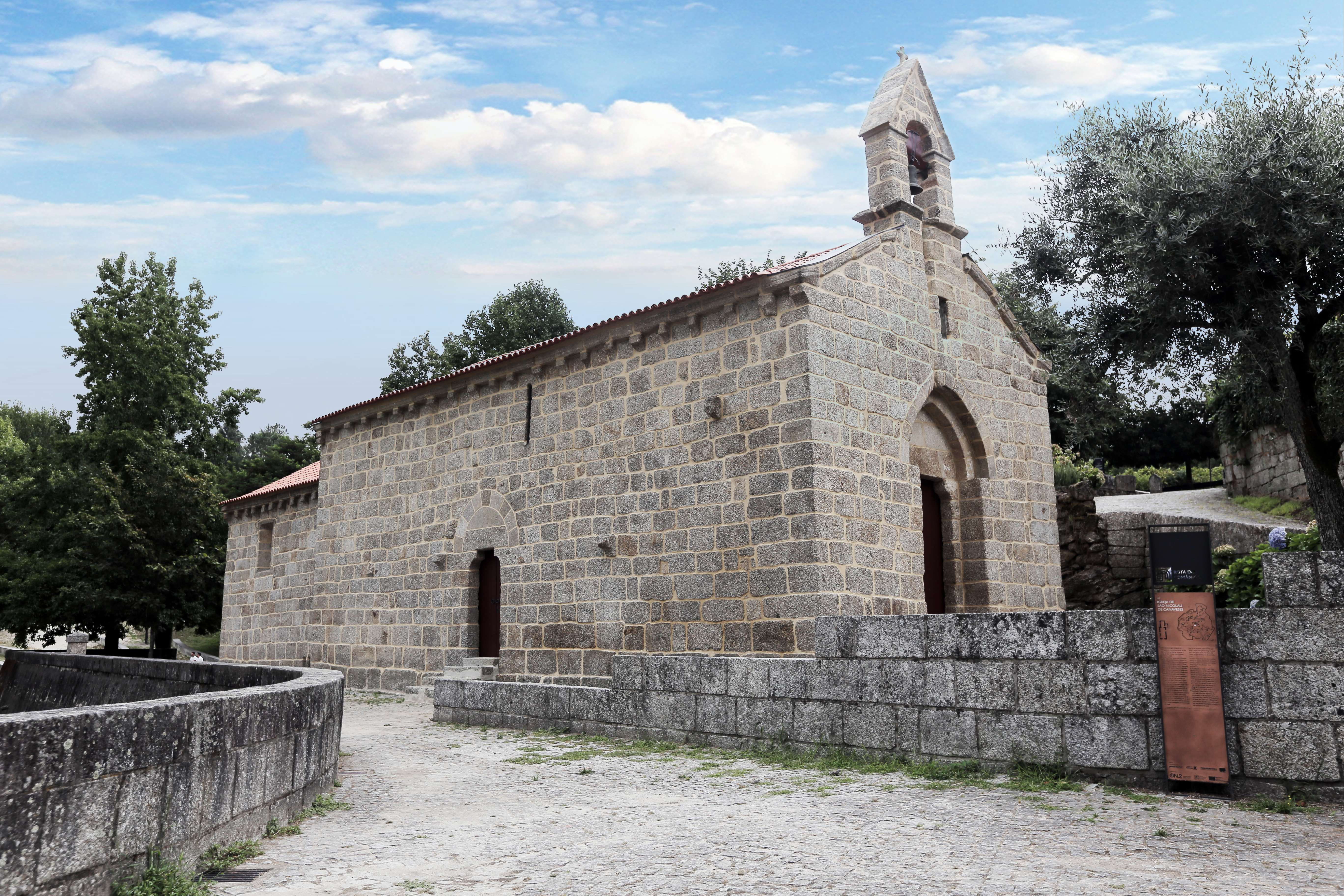 Igreja de S. Nicolau de Canaveses