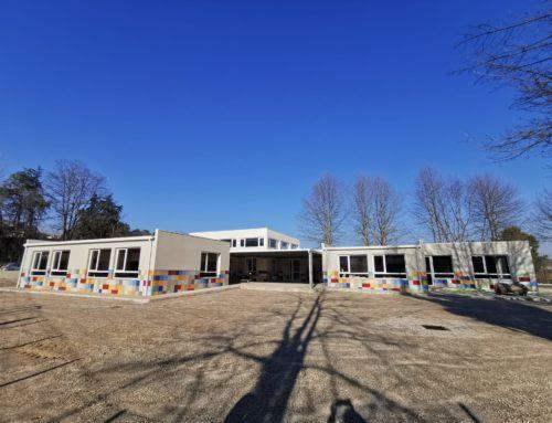 Escolas remodeladas reabrem dia 6 de janeiro