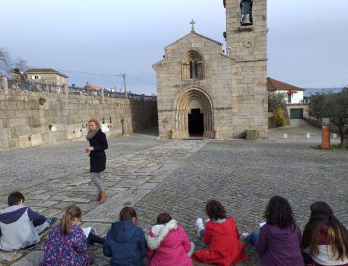 Rota do Românico e Município dão a conhecer o Património Cultural aos alunos do 4.º ano