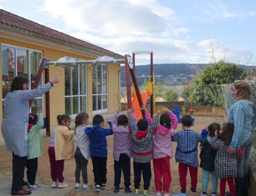 Câmara renova parques infantis de cinco Jardins de Infância