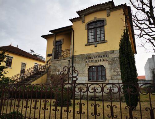 ⚠️AVISO – Biblioteca Municipal encerrada a partir de 17 de fevereiro