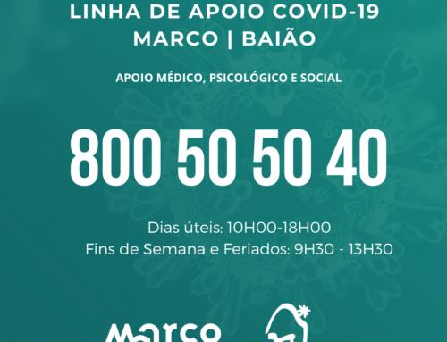 Linha de Apoio Covid-19 Marco/Baião