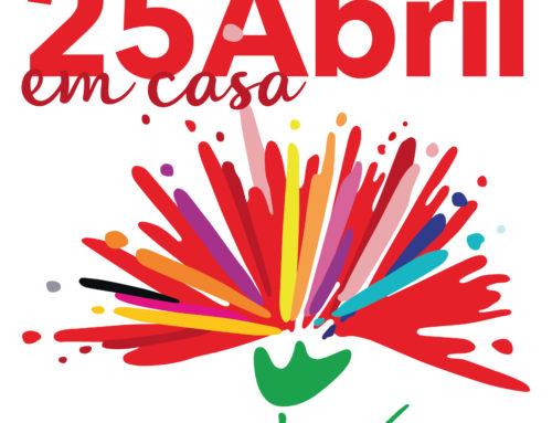 25 de Abril em Casa