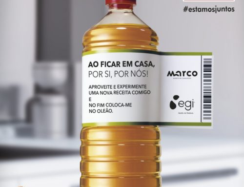 MARCO DE CANAVESES MAIS ECOLÓGICO AUMENTA RECOLHA DE ÓLEO ALIMENTAR