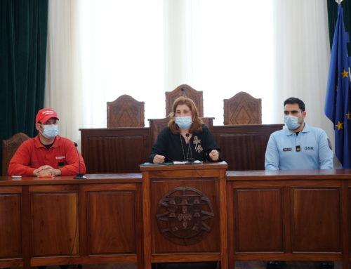 Presidente da Câmara pede resposta estruturada às Autoridades de Saúde sobre o plano de testes à Covid-19