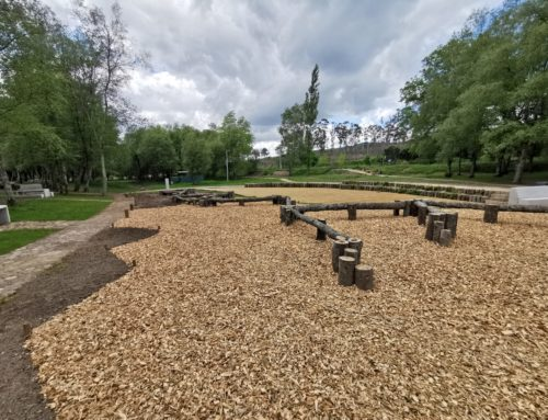 Novo Parque de Montedeiras está concluído e será inaugurado dia 5 de junho