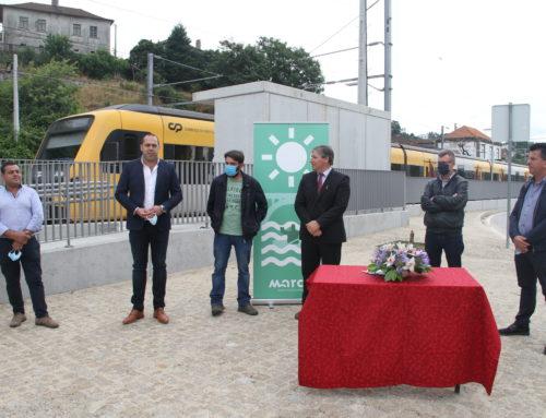 Município arranca com a requalificação da Rua Nova da Estação num investimento de 61 mil euros