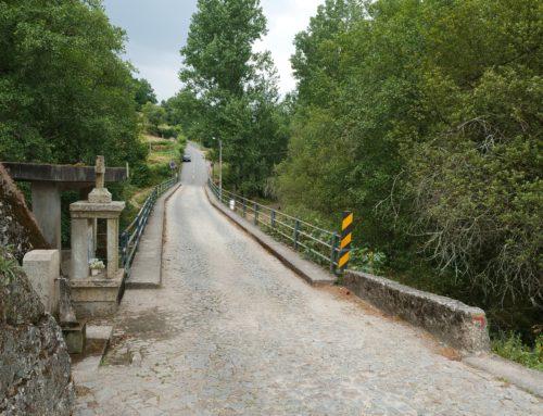 Autarquia avançou com concurso público da ponte sobre rio Ovelha no valor de 594 mil euros