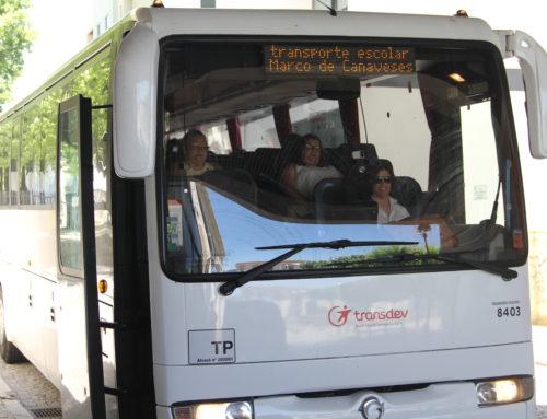 Autarquia investe 920 mil euros em transportes escolares