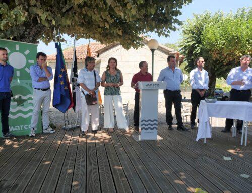 Município investe 369 mil euros na primeira fase de infraestruturas de águas, em Tabuado e Marco