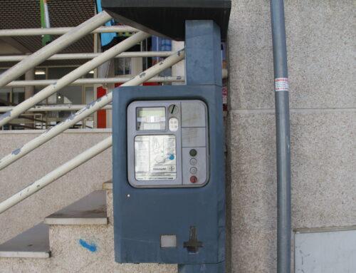 Parcómetros do Marco de Canaveses voltam a funcionar a partir do dia 3 de agosto.