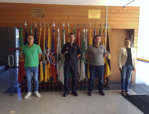 Serviço Municipal de Proteção Civil apresenta projeto à Autoridade Nacional