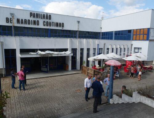 Município investe 304 mil euros na requalificação do Pavilhão Bernardino Coutinho