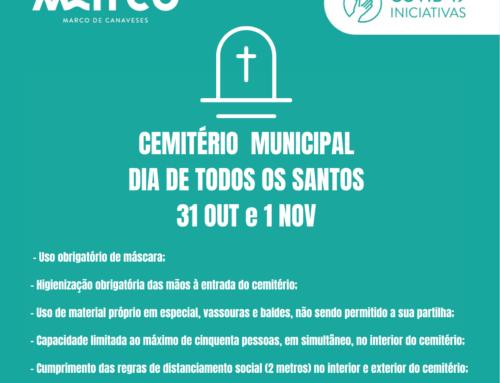 Regras de Funcionamento do Cemitério Municipal no Dia de Todos os Santos