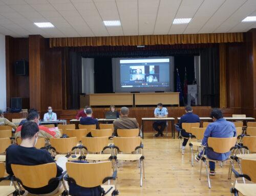 Câmara e Juntas de Freguesia articulam resposta à pandemia com Autoridades de Saúde e Segurança