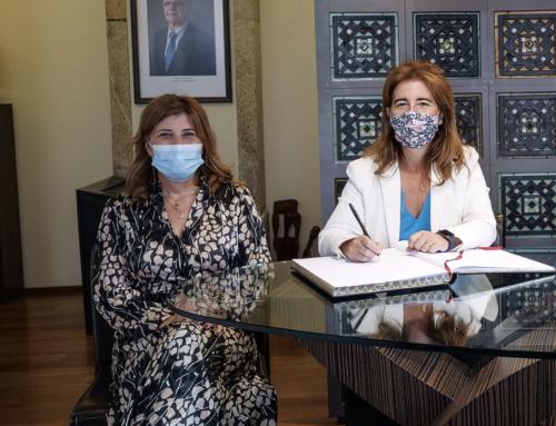 Cristina Vieira felicita Governo e Cruz Vermelha pela Operação Lares  que vai permitir testar utentes de forma regular