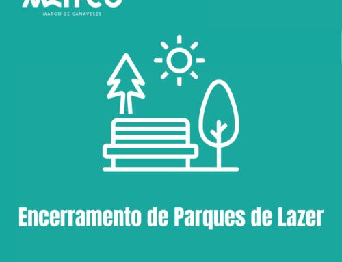 Encerramento de Parques de Lazer
