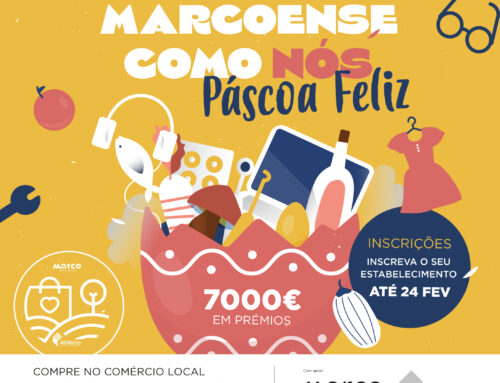 Marcoense Como Nós – Edição da Páscoa terá 7 mil euros em prémios para distribuir