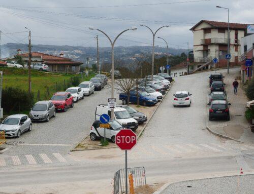 Câmara Municipal do Marco avança com a  reabilitação da Avenida 25 de Abril