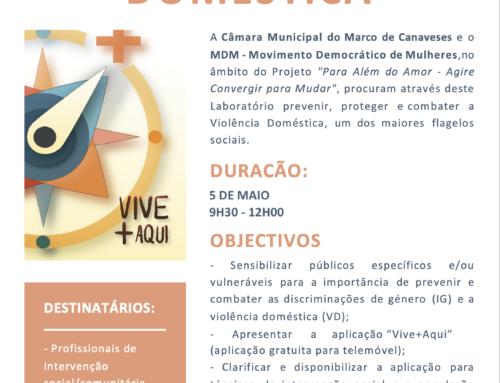 EQUIPA PARA A IGUALDADE NA VIDA LOCAL promove Laboratórios Formativos