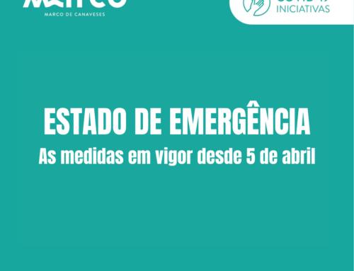Estado de Emergência: conheça as medidas anunciadas pelo Governo