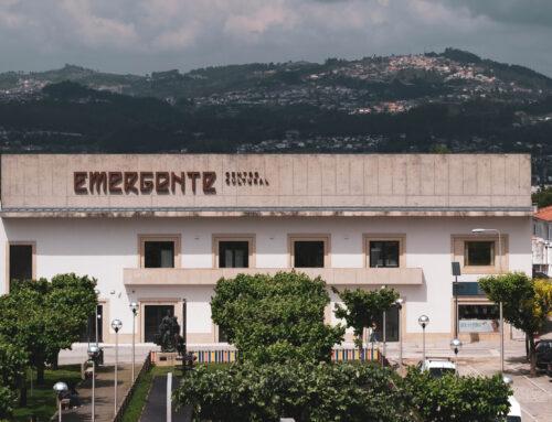 Emergente Centro Cultural inaugurado nos dias 6 e 7 de maio