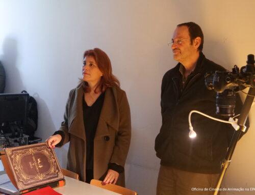 Mostra de Cinema de Animação exibe filmes realizados por alunos do Marco de Canaveses