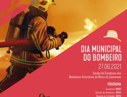Marco de Canaveses celebra Dia Municipal do Bombeiro