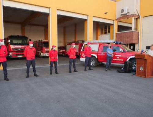 Bombeiros do Marco de Canaveses já possuem uma segunda EIP