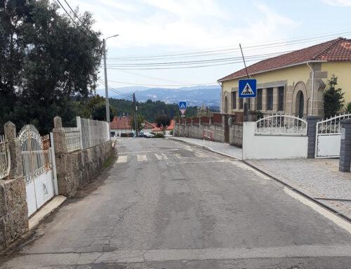 Executivo faz revisão ao orçamento para avançar este ano com a obra Água e Saneamento em Banho e Carvalhosa