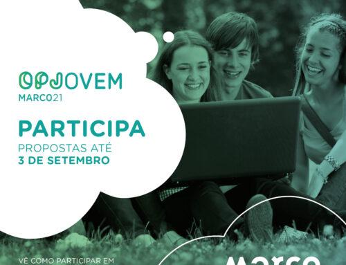 Já abriu o período de apresentação de propostas ao OPJ 2021